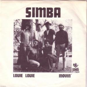 Simba - Louie Louie