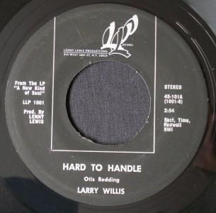 Larry Willis - Hard To Handle
