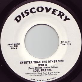 Soul Patrol - Sweeter Than The Other Side