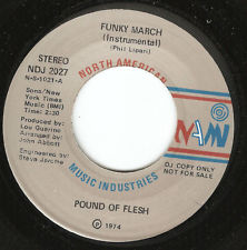 Pound Of Flesh - Funky March