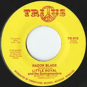 Little Royal - Razor Blade