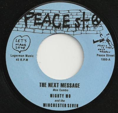 Mighty Mo & The Winchester Seven - The Next Message