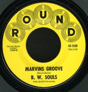 B.W. Souls - Marvins Groove