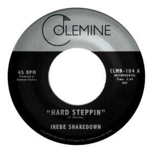 Ikebe Shakedown - Hard Steppin