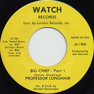 Professor Longhair - Big Chief pt1