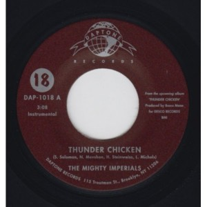 The Mighty Imperials - Thunder Chicken