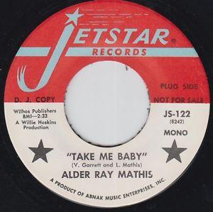 Alder Ray Mathis - Take Me