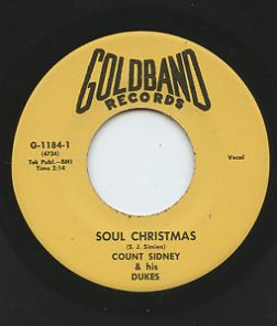 Count Sidney & His Dukes - Soul Christmas