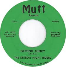 Detroit Night Riders - Getting Funky