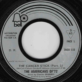 The Americans of '72 - The Cancer Stick Pt. 1