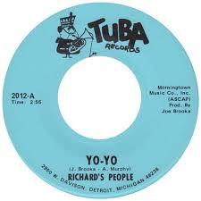 Richard's People -Yo-Yo