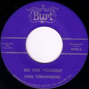 Soul Tornadoes - Go For Yourself
