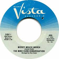 Mike Curb - Mickey Mouse March