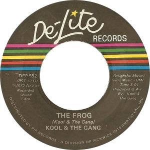 Kool And The Gang - The Frog