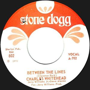 Charles Whitehead - Between The Lines