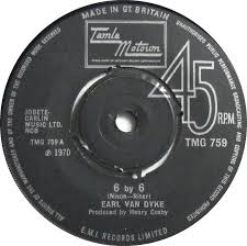 Earl Van Dyke - 6 by 6