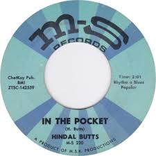 Hindal Butts - In The Pocket