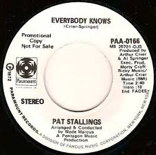 Pat Stallings - Everybody Knows