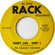 The Fabulous Shalimars - Funky Line Part I