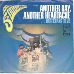 5th Dimension - Another Day, Another Heartache