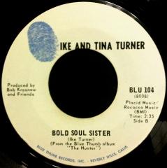 Ike & Tina Turner - Bold Soul Sister