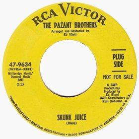 Pazant Brothers - Skunk Juice