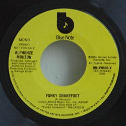 Alphonze Mouzon - Funky Sankefoot