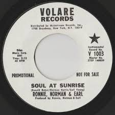 Ronnie, Norman & Earl - Soul At Sunrise