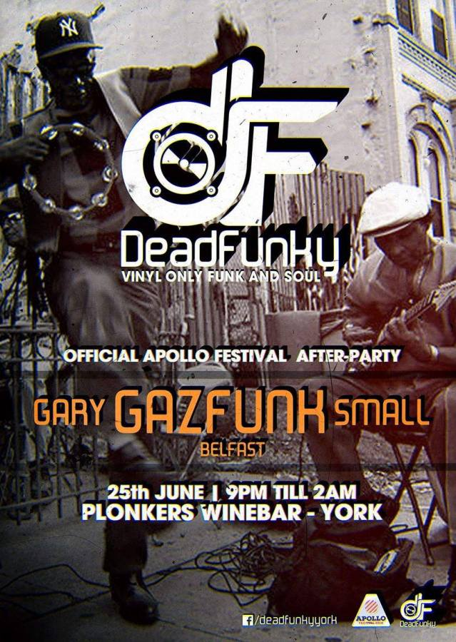 Dead Funky Aftershow Party June