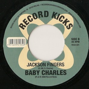 Baby Charles - Jackson Fingers
