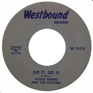 Jackie Harris - Do It, Do It